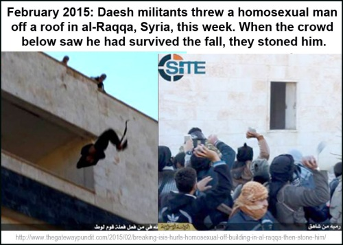 2015_02 27 ISIS kill gay man
