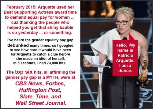 2015_02 Arquette Oscars Pay Gap Myth