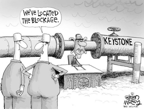 BHO Keystone block