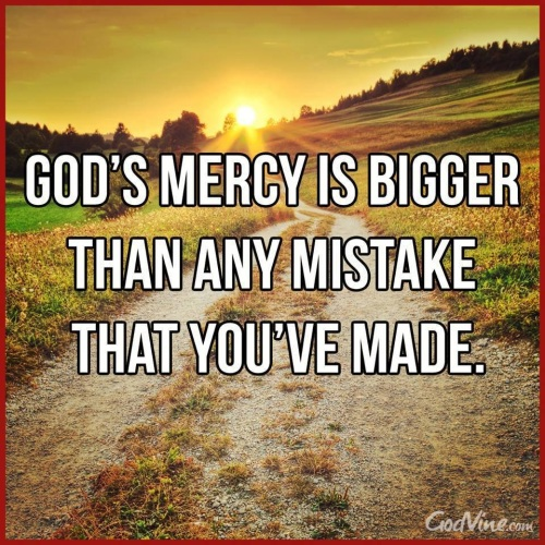 God's Mercy is Bigger