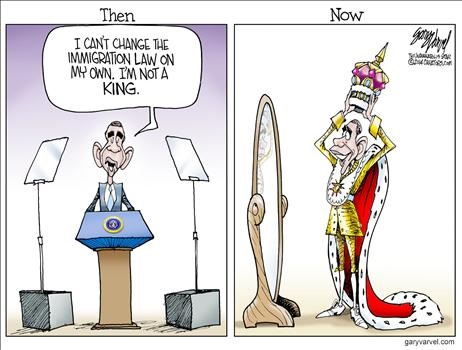 Immigration laws BHO then and now