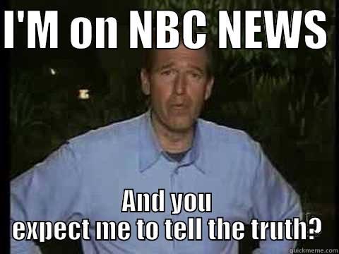 Lyin' Brian - NBC