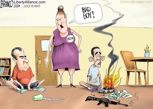 MEDIA Nixon vs Obama