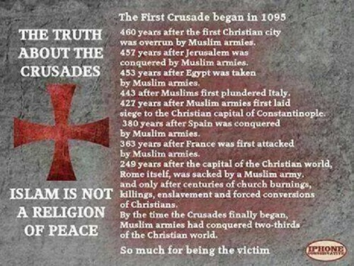 Truth about the Crusades