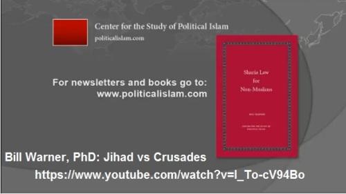 Warner Jihad vs Crusades