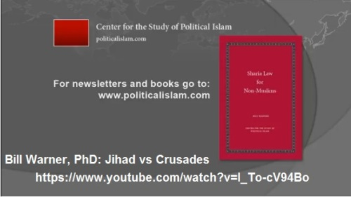 Warner Jihad vs Crusades