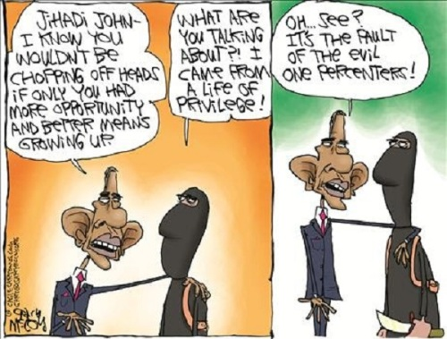 BHO and Jihadi John
