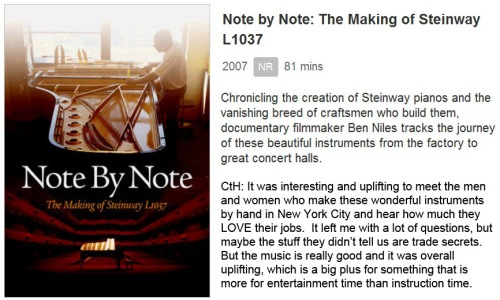 DOC Note by Note Making Steinway