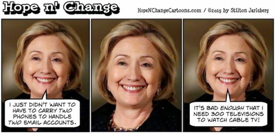 Hilarity Clinton sm