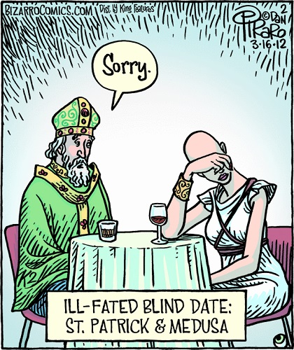 Ill fated blind date
