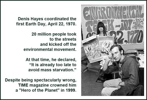 1970 Denis Hayes