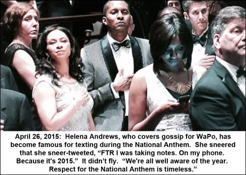 2015_04 26 Gossip ignores anthem