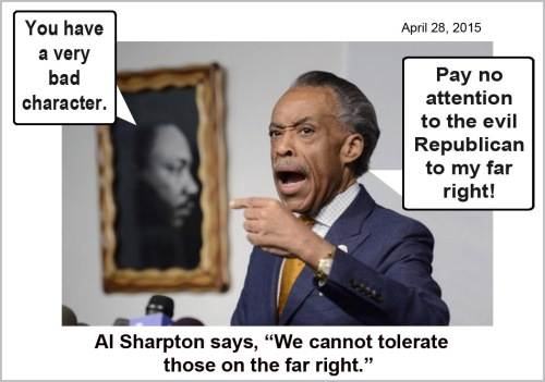 2015_04 28 Sharpton cannot tolerate