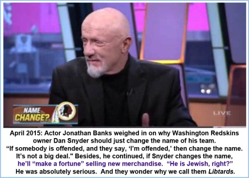 2015_04 Jonathan Banks is a moron