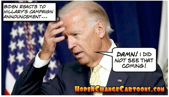 Blindsidin' Biden