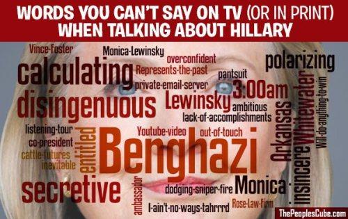 hillary-words