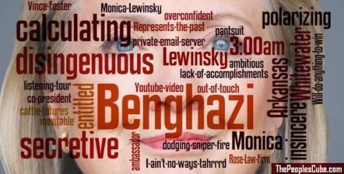 Hillary words