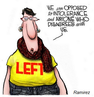 LEFT intolerance by Ramirez