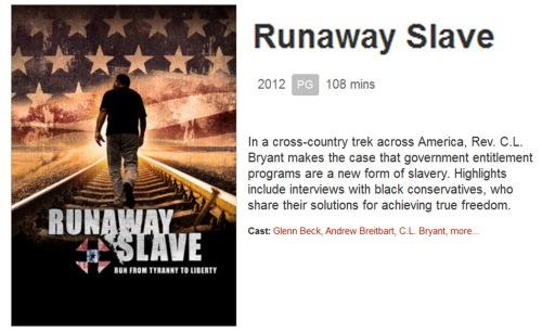 MOVIE Runaway Slave