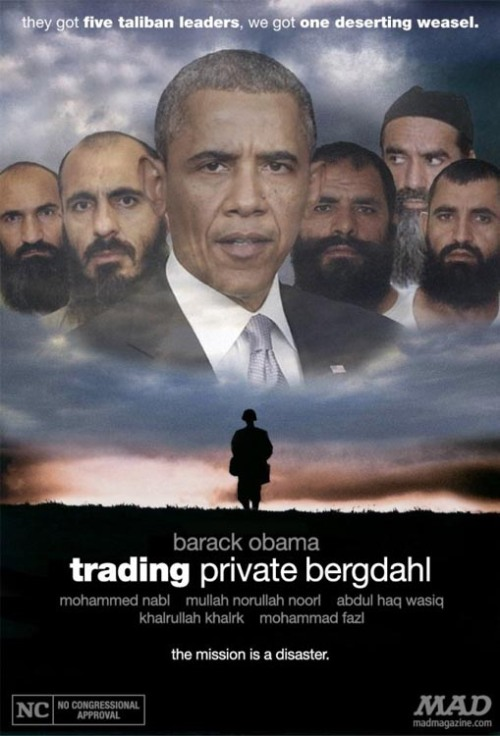 Trading Private Bergdahl