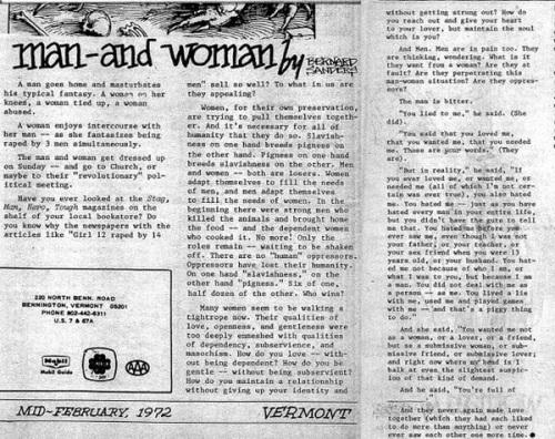 1972_02 Bernie Sanders creepy essay