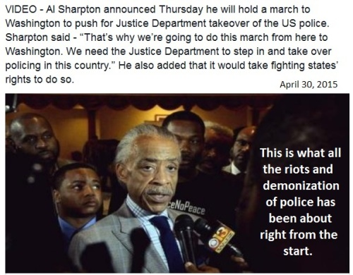 2015_04 30 Sharpton to march for fed cops