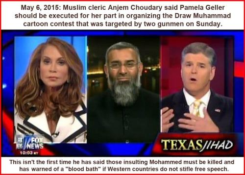 2015_05 06 Muslim cleric fatwa Geller