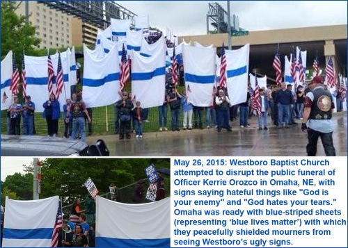 2015_05 26 Westboro protest blocked