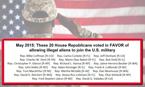 2015_05 GOP voting for illegals in military