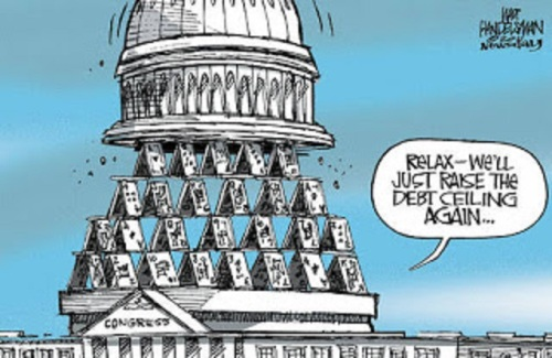 DEBT raise ceiling