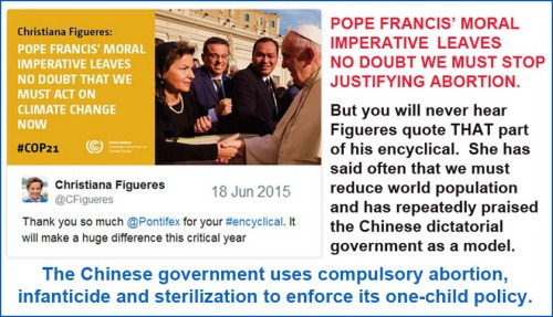 2015_06 18 UN climate chief on encyclical