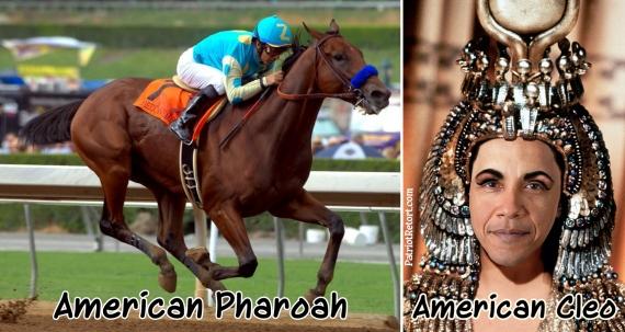 American-Pharoah