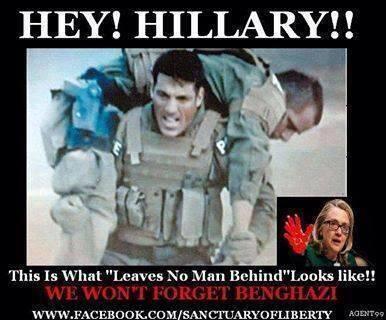 BENGHAZI Leave no man behind