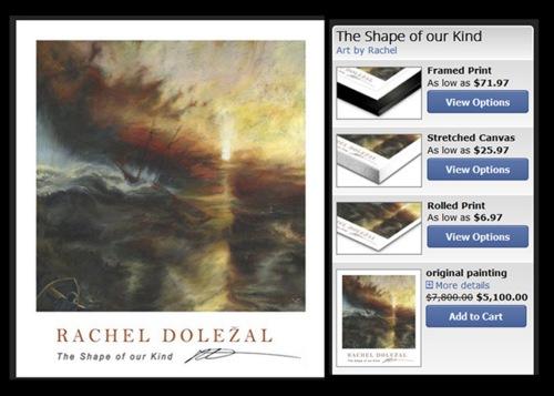Dolezal Shape of Our Kind