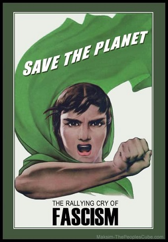 FASCISM Save the Planet