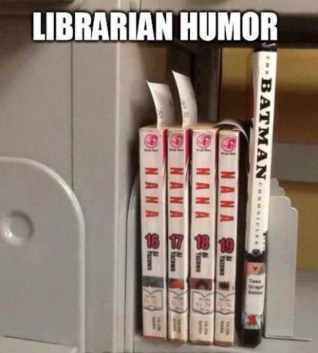 librarian*