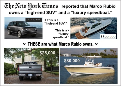 NYT boats and trucks
