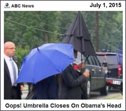 2015_07 01 Umbrella closes on BHO's head