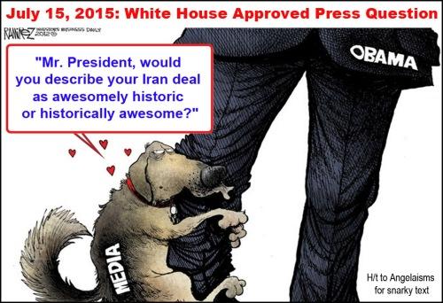 2015_07 15 Media humps WH - Iran presser