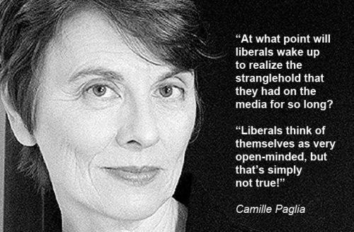 2015_07 Camille Paglia on media