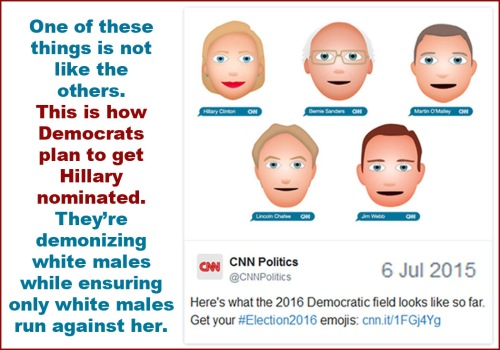 2015_07 How Dems plan to get Hillary nominated