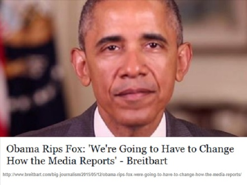 2015_07 Obama rips Fox News