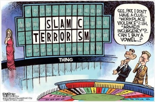 OBAMA Islamic terrorism no clue