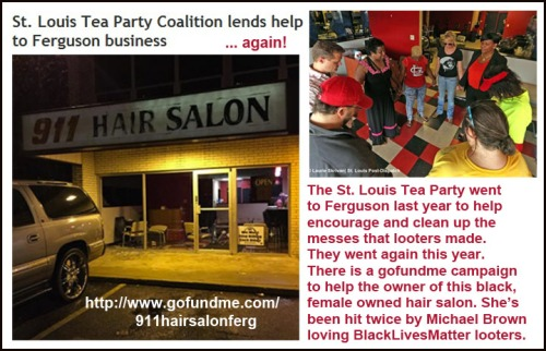 2015_08 12 Tea party helps ferguson again