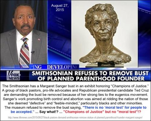 2015_08 27 Smithsonian Sanger bust