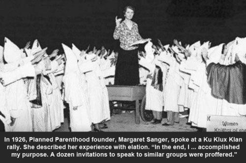 Sanger and KKK