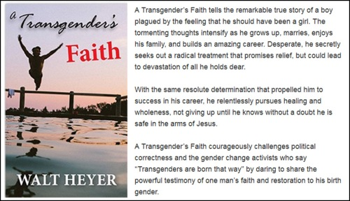 Transgenders Faith - Heyer