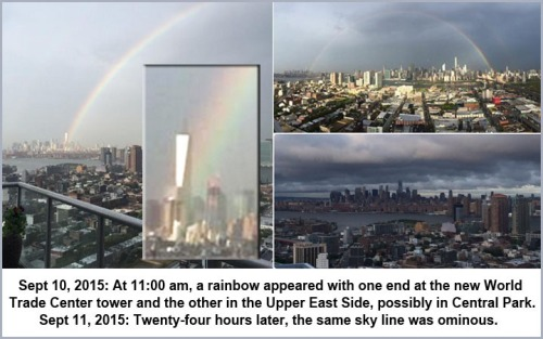 2015_09 10 Rainbow WTC tower