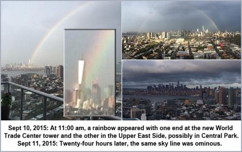 2015_09 10 Rainbow WTC tower
