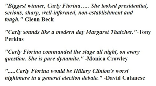 2015_09 17 Carly won debate